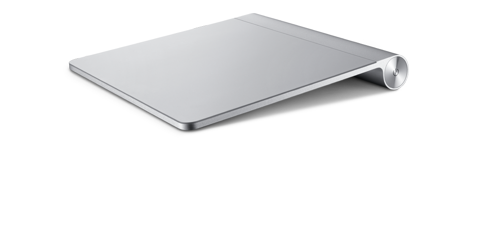 Bluetooth trackpad
